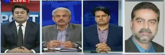 The Reporters (Zaeem Qadri Baghi Ho Gaye) - 21st June 2018