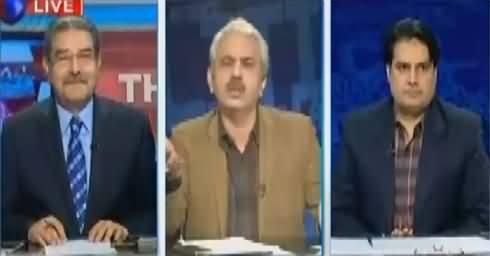 The Reporters (Zardari Aur Bilawal Ka Election Larne Ka Elan) – 27th December 2016