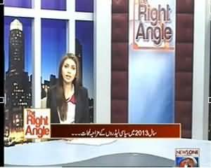 The Right Angle (2013 Ka Suraj Gurub Ho Chuka) - 31st December 2013