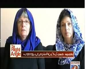 The Right Angle (Aaj TRA Mein Do Larkiyo Ka Yeh video Massage Dekhen) - 5th November 2013