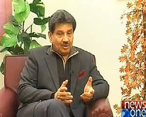 The Right Angle (Faisal Saleh Hayat Exclusive Interview) – 19th March 2014