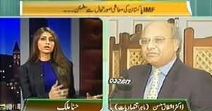 The Right Angle (IMF Satisfied With The Economical Conditions of Pakistan) – 10th February 2014