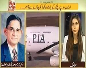 The Right Angle (Internationl Countries Took Notice Against PIA) – 16th April 2014