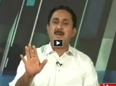 The Right Angle (Jamshaid Dasti Exclusive Interview) - 5th May 2014