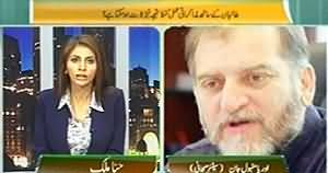 The Right Angle (Kya Taliban Se Dialogue Ka Koi Faida Hoga?) – 27th January 2014