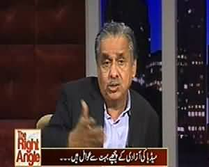 The Right Angle (Media Should Also Be Accountable) – 9th April 2014