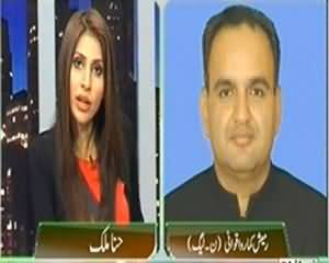 The Right Angle (National Assembly Ke Member Kya Tax Dete Hain?) – 14th January 2014