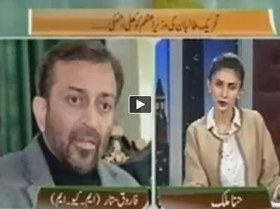 The Right Angle (Open Threat of Taliban to PM) – 28th April 2014