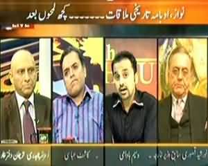 The Right Angle (Pakistan Railway Wouldn't Be Privatized) - 23rd October 2013