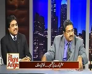 The Right Angle (Session Court Ki Taqseem: Govt Stance) – 12th February 2014