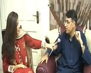 The Right Angle Third Day Eid Special with Asad Umar (PTI) - 18th October 2013