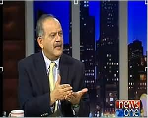 The Right Angle (What is the Role of Army in Pakistan) – 8th April 2014