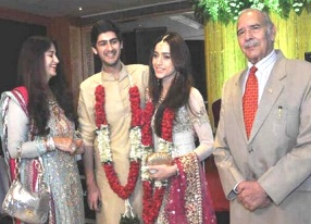 The Story of Shahbaz Sharif's Daughter Marriage with Grandson Of