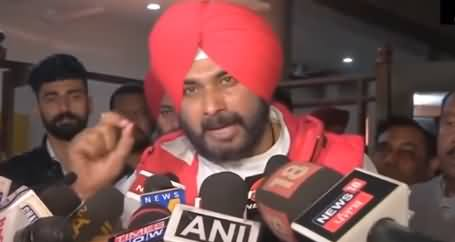 The Terrorists And Attackers Should Be Severely Punished - Navjot Singh Sidhu