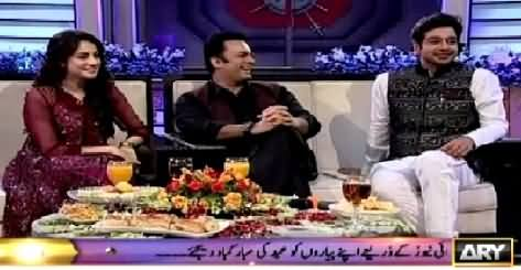 The Umer Sharif Show (Eid Special) – 18th July 2015