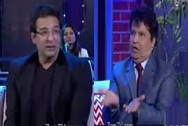 The Umer Sharif Show (Wasim Akram) – 22nd January 2017
