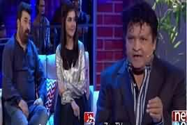The Umer Sharif Show (Yasir Nawaz & Nida Yasir) P-2 – 15th January 2017