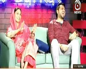 The Uzmi and Barkat Show – 13th January 2014