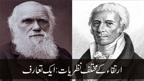 Theories of Evolution: Lamarck vs Darwin (Urdu Dubbed) - An Informative Video