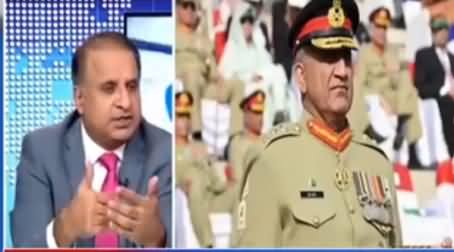 There Are Contradictions in Army Chief & Defence Minister's Statements - Rauf Klasra