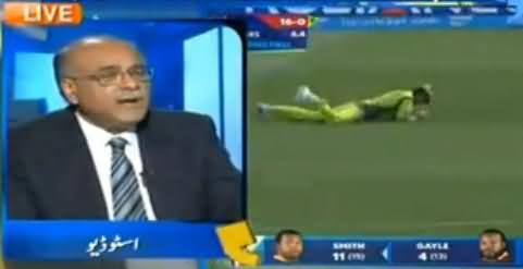 They Have Forgot Their Old Days of Cricket - Najam Sethi Criticizing Old Cricketers