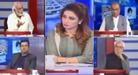Think Tank (Imran Khan's Politics & Other Issues) - 14th May 2017