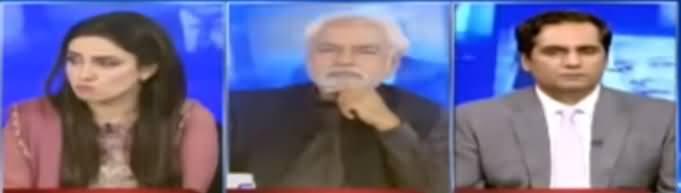 Think Tank (Karachi Garbage on International Media) - 1st September 2019