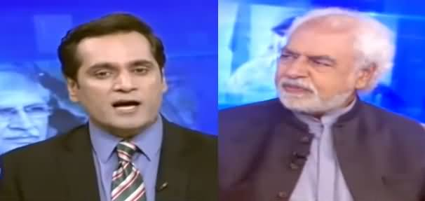 Think Tank (Masla e Kashmir, Politics) - 10th August 2019