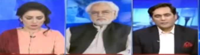 Think Tank (Nawaz Sharif Ka Adlia Bachao Tehreek Ka Elan) - 31st May 2019