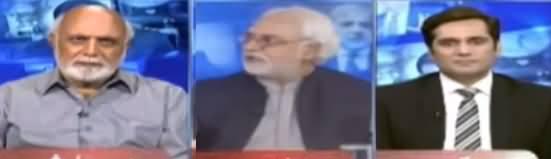 Think Tank (Nawaz Sharif London Jaane Ke Liye Baitab) - 26th April 2019