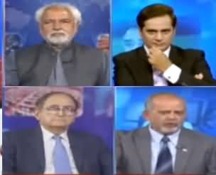 Think Tank (PMLN Ki Daska Mein Jeet) - 11th April 2021