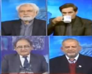 Think Tank (Senate Elections, PDM Ki Dhamki) - 18th December 2020