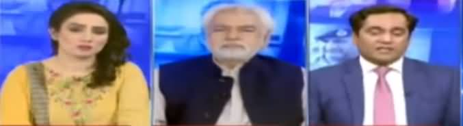 Think Tank (Whole Pakistan Stands With Kashmir) - 30th August 2019