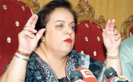 This Drone Attack is a Declaration of War Against Pakistan by USA - Shireen Mazari PTI