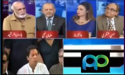This is Last Chance For Imran Khan To Come In Power - Haroon Rasheed