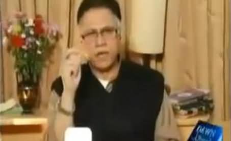 This is Not My Pak Army, If It Cannot Protect Pervez Musharraf - Hassan Nisar