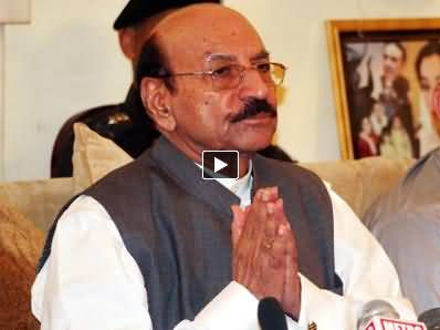 Those Who Died After Drinking Alcohol, Are Martyrs - CM Sindh Qaim Ali Shah