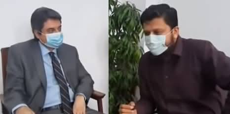 Three PTI Leaders Betrayed Imran Khan in Qazi Faez Isa Case - Farogh Nasim Interview with Adeel Warraich
