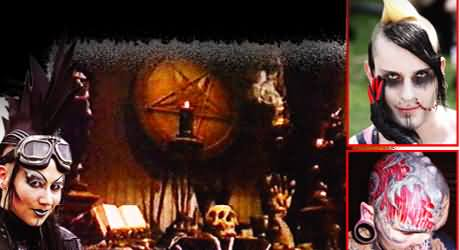 Three Thousand Devil Worshipers Unmasked in Pakistan