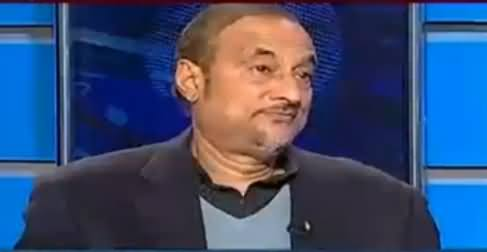 To The Point (Babar Awan Exclusive Interview) - 25th November 2016