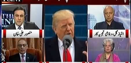 To The Point (Donald Trump & Pak India Relations) - 20th January 2017