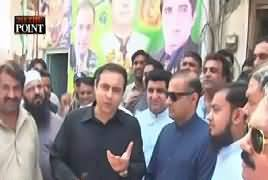 To The Point (Faisalabad Ke Voters Kis Ko Vote Dein Ge) – 24th June 2018