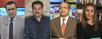 To The Point (Fawad Chaudhry Slapped Mubashir Luqman) - 6th January 2020