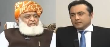To The Point (Fazlur Rehman Exclusive Interview) - 25th November 2019