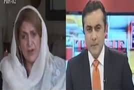 To The Point (Fuazia Kasuri Interview) Part-2 – 31st March 2018