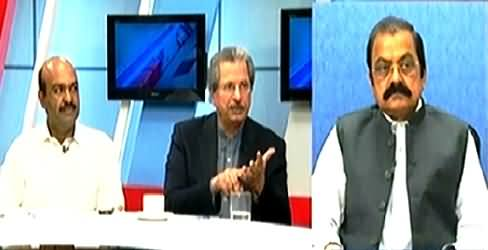 To The Point (Govt Denied to Admit Imran Khan's Demand) - 11th November 2014