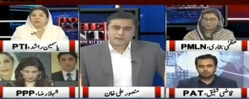 To The Point (Hakumat Zainab Ke Qatel Ko Na Pakar Saki) - 14th January 2018