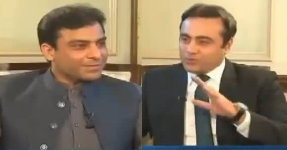 To The Point (Hamza Shahbaz Exclusive Interview) - 14th July 2018