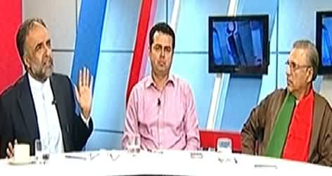 To The Point (Is Imran Khan Breaking the Alliance of PPP & PMLN?) – 14th October 2014