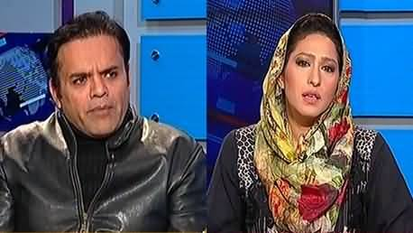 To The Point (Kashif Abbasi & Mehar Abbasi) - 11th December 2016